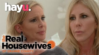 Kelly's Party Goes Wrong | The Real Housewives of Orange County