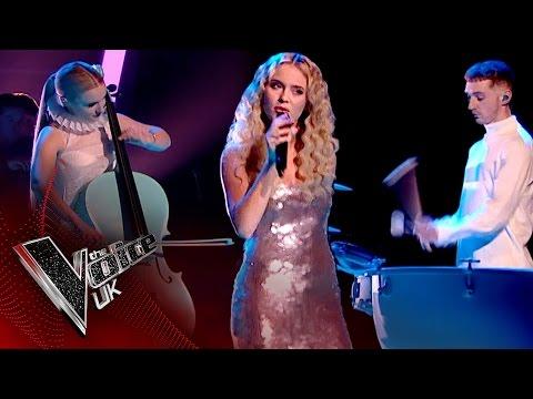 Clean Bandit perform 'Symphony' feat. Zara Larsson | The Voice UK 2017