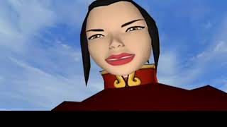 Avatar The Last Airbender – The Burning Earth Full Movie All Cutscenes