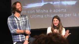 Jus in Bello 2016 - The Train Story Part 01 (including Genevieve Padalecki)