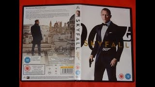 Opening to James Bond 007 - Skyfall (2012)(DVD UK)