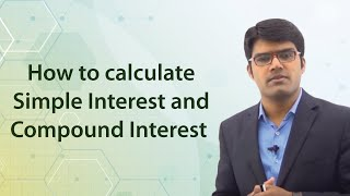 How to calculate Simple Interest and Compound Interest | TalentSprint