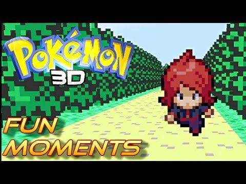 Pokemon 3D - SEXY LADY S'EST FAIT VIOLÉE - Moments Fun/Commentaire Français [FR]