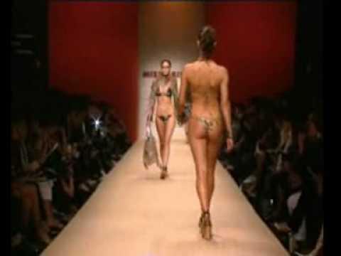 SFILATA MISS BIKINI LUXE SPRING SUMMER 2008 MILANO FASHION WEEK 2007