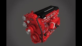 MOTOR CUMMINS ISX Inyeccion Electronica