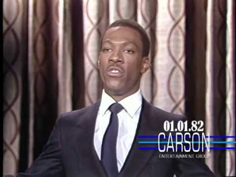 Eddie Murphy s Stand Up Comedy Routine FULL First Appearance on Johnny Carson Show
