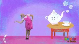 Preschool Learn to Dance: I'm a Little Teapot