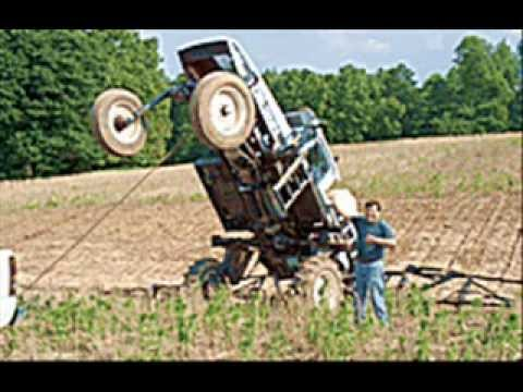 maszyny rolnicze wypadki machinery crash.