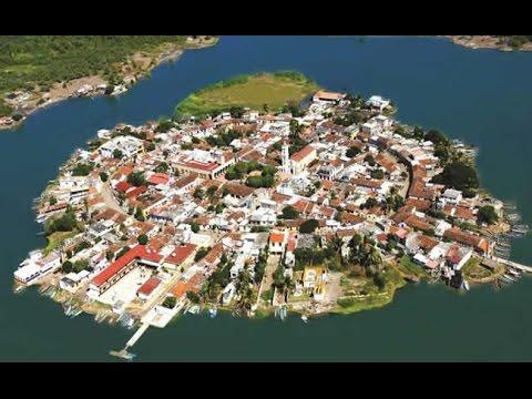 Nayarit Paraíso del Pacífico La Isla de Mexcaltitán