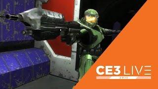Halo CE3 2015 Announcement Trailer (Halo CE Mods)