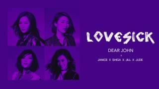 Dear John - Lovesick (Official Audio)