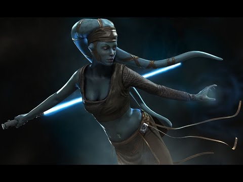 Star Wars Lore Episode LXX The life of Aayla Secura Legends