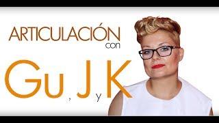10. Técnica Vocal - Articulación con Gu J y K