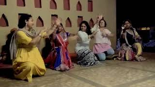 Shakila beats them all in Rajasthani Dance