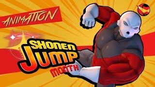 The Hidden Tournament Of Power Contestant   Shonen Jump Month