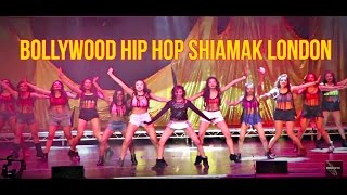Shiamak London hip hop  dance  Bollywood songs  tutorial  unknown  dance moves  fitness marshall