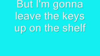 Lyrics To Note To Self
