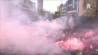 Lee Towers zingt Mijn Feyenoord