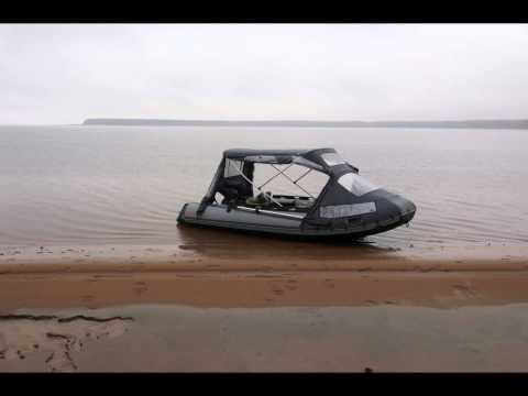 ходовой тент для лодки пвх касатка