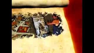 Tuna Başaran - TRT Sanat Güncesi Jenerik (Intro of Art Chronicles - 2009)