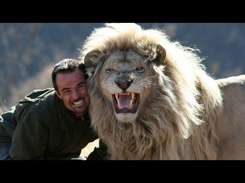 Lion Man Kevin Richardson South Africa