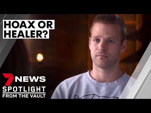 Healer or Hoax Charlie Goldsmith put to the test Sunday Night
