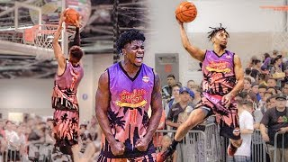 TOP 3 BASKETBALL YOUTUBERS DOMINATE SNEAKERCON LA