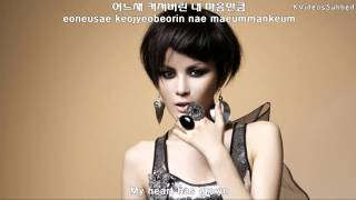 Beige - 마주보다 / I Look To You / Opposite [ENG-SUB-HAN-ROM]