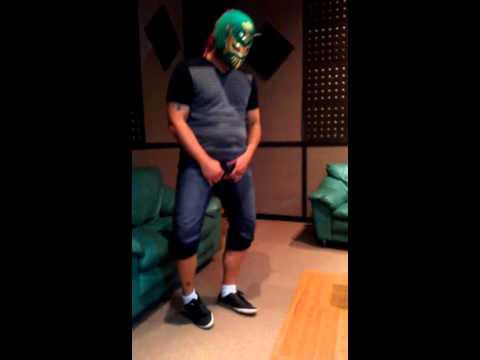 Luchador xxx iwi mambero