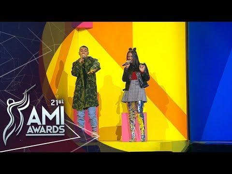 "Marion Jola - Rayi Putra ""Jangan"" | AMI AWARDS 2018"