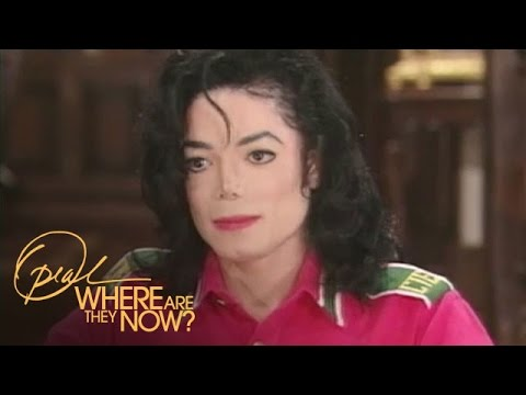 Michael Jackson Said It Would Be Horrifying If a White Actor Played Him Where Are They Now OWN