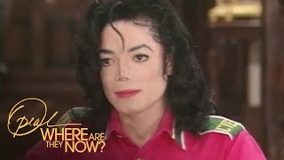 """Michael Jackson Said It Would Be """"Horrifying"""" If a White Actor Played Him 