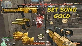 Bình Luận CF : G11 Gold Skull - Tiến Xinh Trai Zombie V4