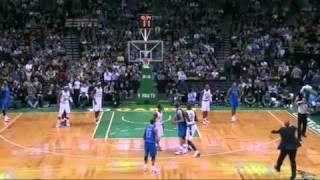 Rick Carlisle Gets Ejected Mavericks Vs. Celtics (January 11 2012)