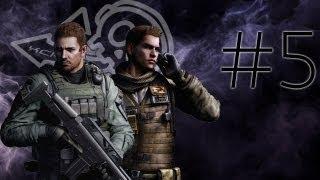 Xcrosz - Resident Evil 6: Chris - Chapter 5 [END]