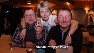 Tallparkens Fredags Dans den 26 feb 2016 Musik Thor Görans