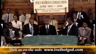Pastor Gino Jennings Truth of God Broadcast 767-769 Part 1 of 2