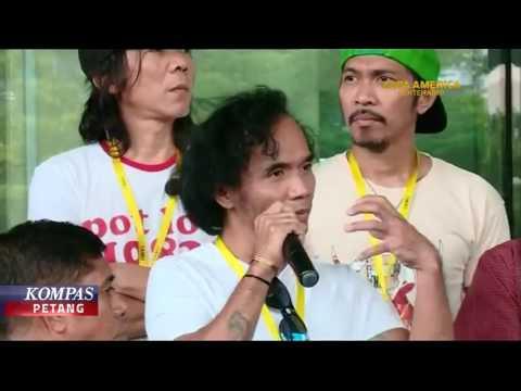 Dhani Kesal Konser Tangkap Ahok Gagal