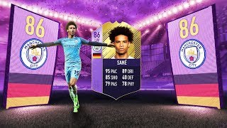 FIFA 18: SANE SBC PLAYER OF THE MONTH! - (150k) Ultimate Team