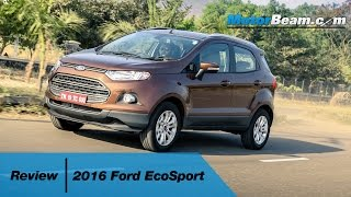 2016 Ford EcoSport Review | MotorBeam