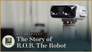 The Story of R.O.B. the Robot | Gaming Historian