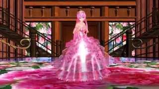 MMD Tda Luka Undefined Rose Garden