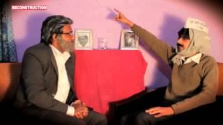 Arvind Kejriwal leaked Aaj Tak interview with Punya Prasun Bajpai - Spoof
