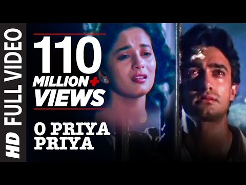 O Priya Priya Full Song | Dil | Aamir Khan, Madhuri Dixit