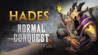 Hades, La solo tal vez tenga mas impacto ue - Warchi - Smite Normal Conquest S6