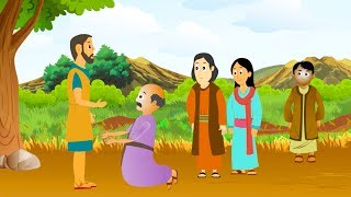 Stories of God | Kids Shows | Bible Stories For Kids by Giggle Mug