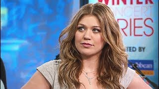 10 Times Kelly Clarkson Was REAL About The Entertainment Industry!