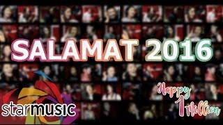 Salamat 2016 - Starmusic All-Stars (Official Lyric Video)