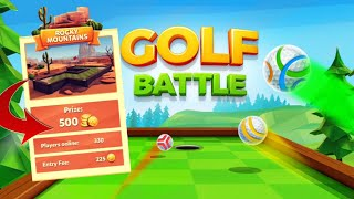 Golf Battle ~ ROCKY MOUNTAINS 3 Games