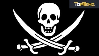 Top 10 HORRIFYING Facts about PIRATES